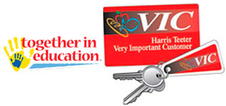 Link your VIC Card - Harris Teeter Together in Education